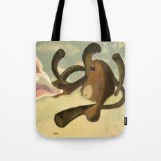 Sky Creature Tote Bag