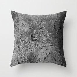 OIL II Throw Pillow