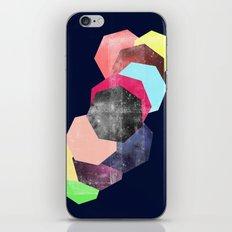 HECTAGON LIFE iPhone & iPod Skin