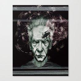 Cronenberg Canvas Print