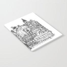 Busy City – Bristol, UK Notebook