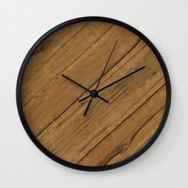 Paldao Wood Wall Clock