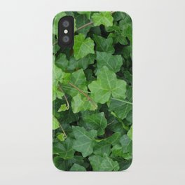 Creeping Ground Cover iPhone Case
