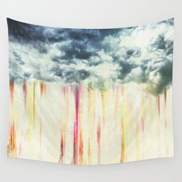 Let it rain on me Wall Tapestry