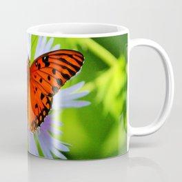 Passion Butterfly Coffee Mug