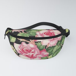 Roses bouquet Fanny Pack