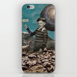 Hallucination Must Be Something More Than Reality iPhone Skin