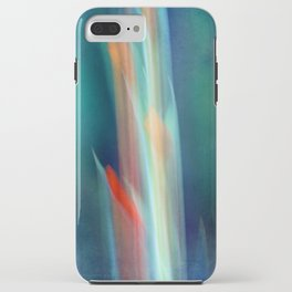 abstract Gladiolus #1 iPhone Case