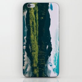 North Cascades Hidden Lake iPhone Skin