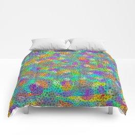 Circling Back Comforters
