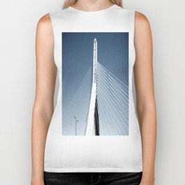 Zakim Bridge Biker Tank