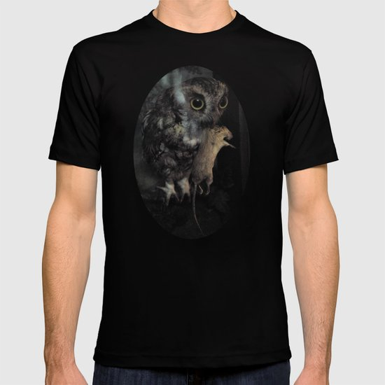 The Owl and the Mouse T-shirt