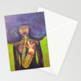 The Jazzsinger Stationery Cards