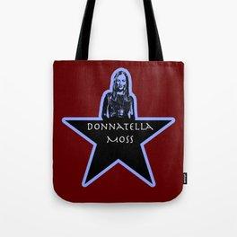 Donnatella Moss Tote Bag