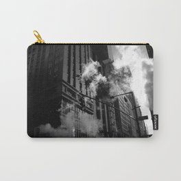 black and white nyc Carry-All Pouch