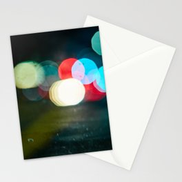 Northern California Lights Stationery Cards