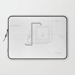 CPU Component Laptop Sleeve