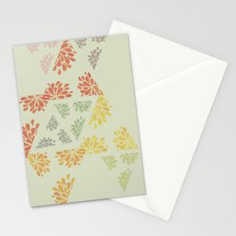 geo melon Stationery Cards