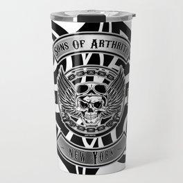 Sons of Arthritis  NYC Travel Mug
