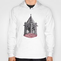 architecture Hoodies featuring Fleshy Architecture  by J.P Ormiston