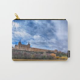 Ducal palace at Lerma, Castile and Leon. Spain. Carry-All Pouch