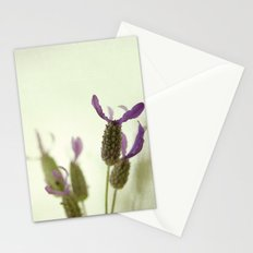 Lavender moment Stationery Cards