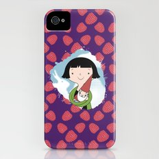 Help People not Gnomes Slim Case iPhone (4, 4s)