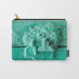 Platypus Face  Carry-All Pouch