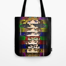 Catching Stars - The Determination of the Ten Tote Bag