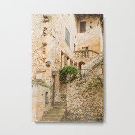 Somewhere in France Metal Print