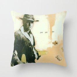 STEVEN DANA POP POP POP Throw Pillow