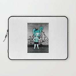 fairground pin-up Laptop Sleeve
