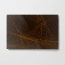 Abstract Light - Volume 2 Metal Print