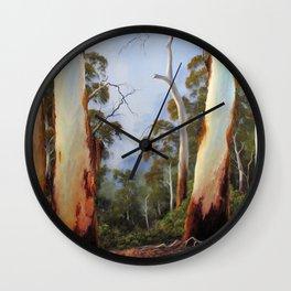 GUMTREE STUDY Wall Clock