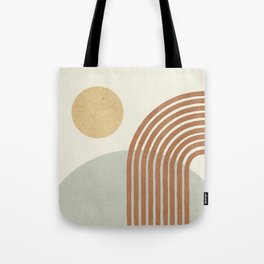 Sunny Hill Tote Bag
