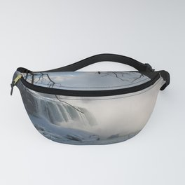 winter in Niagara Fanny Pack