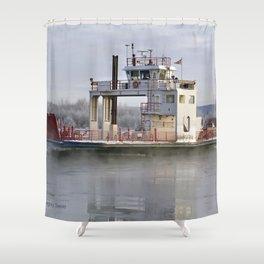 Sugar Islander II Shower Curtain