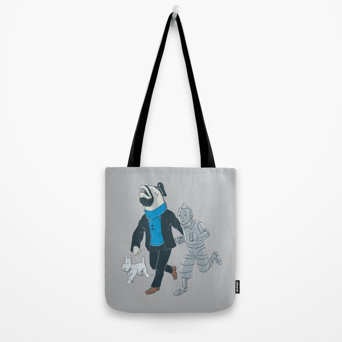The Literal Adventures of... Tote Bag