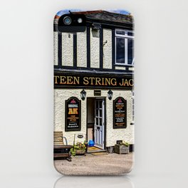 The Sixteen String Jack Pub iPhone Case