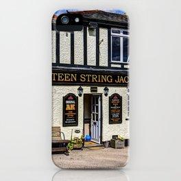 The Sixteen String Jack Pub iPhone Case