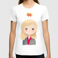 leslie knope T-shirts featuring Vote Knope by Nan Lawson