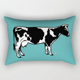 Let's Hear It for Cows! Rectangular Pillow