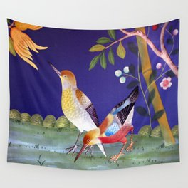 chinois 1844 Wall Tapestry