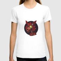fnaf T-shirts featuring Foxy by Mash92