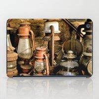 lanterns iPad Cases featuring lanterns by Lisa Carpenter