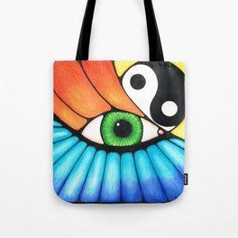Philosophical Eye Tote Bag