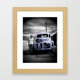 Truck Series 3 Framed Art Print