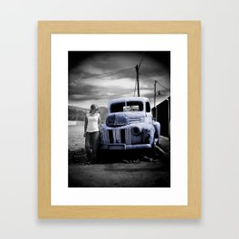 Truck Series 3 Framed Art Print