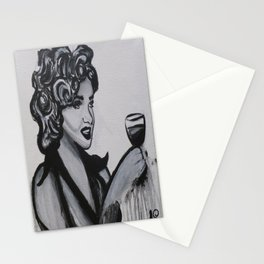 Hollywood Wine Stationery Cards