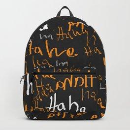 Ha ha ha Art N21004-4 Backpack